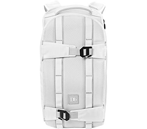 Douchebags The Explorer Rucksack, 52 cm, 20 liters, Weiß (Pure White)