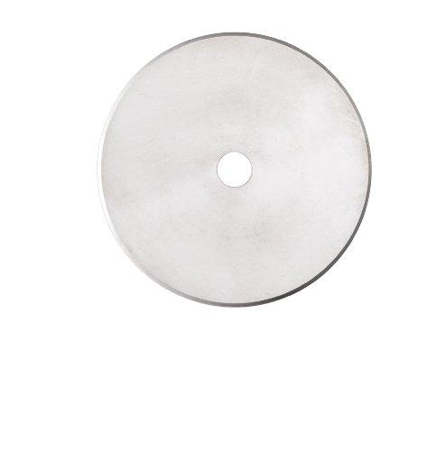 Fiskars 158290-1001 Titanium Rotaty Cutter Replacement Blades, 45mm, 2 Pack