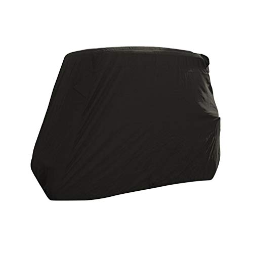Abaodam Cubierta para carrito de pasajeros, cubierta contra el polvo, cubierta para carro, cubierta impermeable para carrito (tela Oxford 210D, 242 x 122 x 168 cm)