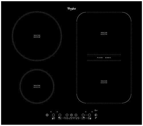 Whirlpool ACM808NE Integrado Con - Placa (Integrado, Con placa de inducción, Negro,...