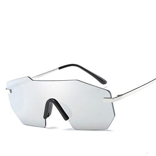 Picobao zonnebril glazen Cat Eye Sun – zonnebril voor outdoor/UV/Sun/reizen/vakantiegeschenken – frame zwart glanzend grijs verbleekt 14,8 x 12,6 x 5,9 cm