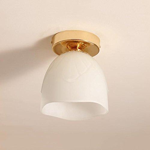 LRW Allée Corridor Lampe Hall d'Entrée Porche Plafond Lampe de Table Soleil Lampe Simple Lampe Circulaire