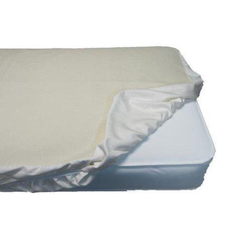 Naturepedic Fitted Crib Waterproof Protector Pad