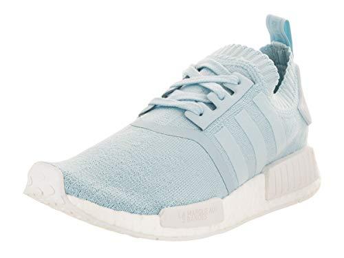 adidas Originals Damen NMD_r1 W Pk, Ice Blue/Ice Blue/White, 41 EU
