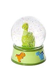 1. Mousehouse Gifts Dinosaur Snow Globe