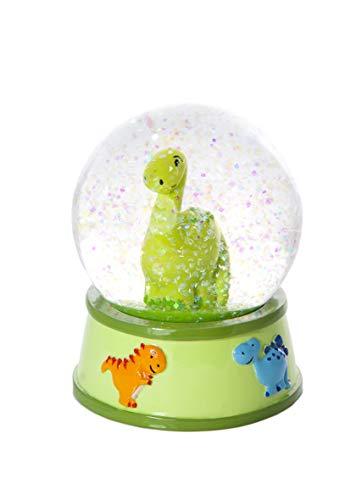 Mousehouse Gifts Kleine Dinosaurier Schneekugel für Jungen