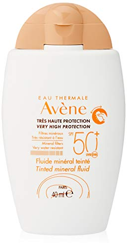 Avene: Solar Fluido Mineral Color spf 50