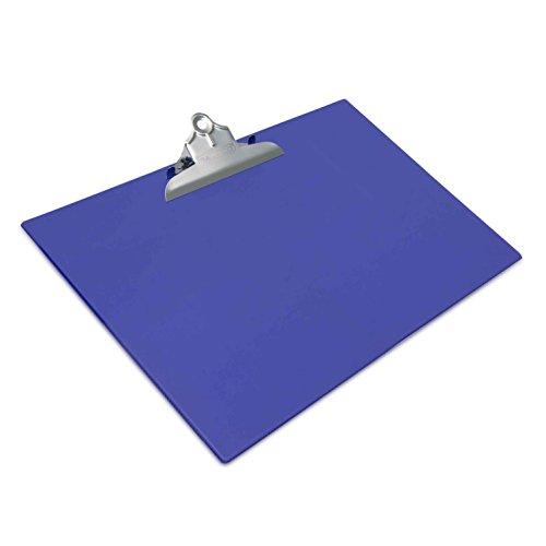 Rapesco 1136 Hochleistungs Klemmbrett DIN A3 (1 pro Packung) Blau