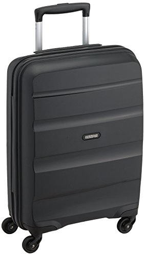 American Tourister Bon Air 4 Wheel Trolley 55 cm black