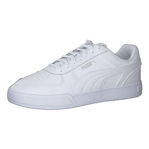 Puma Caven, Zapatillas Deportivas, White-Gray Violet, 36 EU