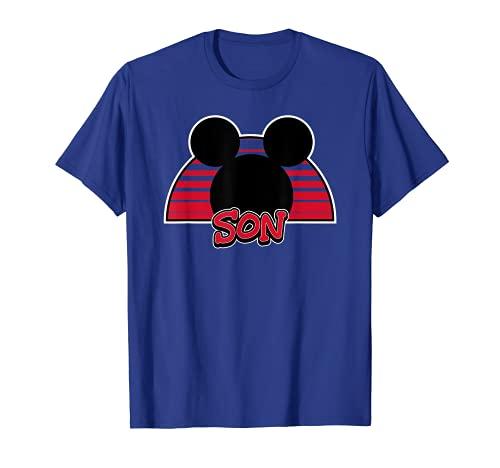 Disney Mickey Mouse Son T-Shirt