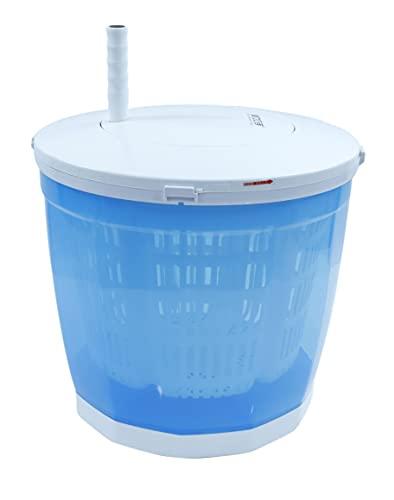 Leisurewize LW569 Eco Washer – Blue, 5 L, Portable Manual Washing...