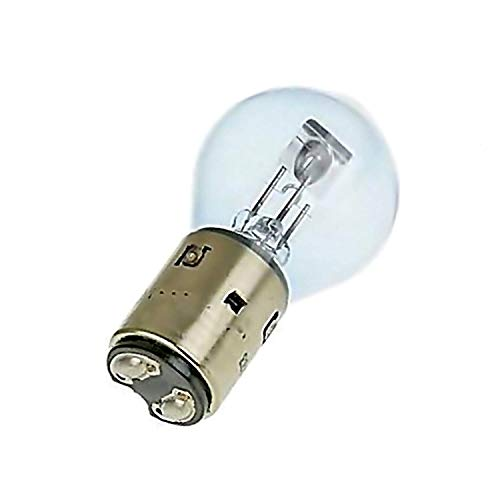 12V Lampe Glühlampe Birne - Mit geprüften E-Zeichen - 45/40W - BA20D für Scheinwerfer