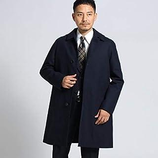 タケオキクチ(TAKEO KIKUCHI) Mコート(コットンWフェイス ステンカラー コート[ メンズ コート ライナー 撥水 ])
