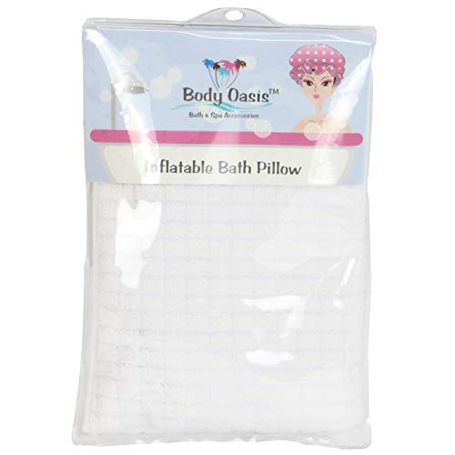 Inflatable Bath Pillow
