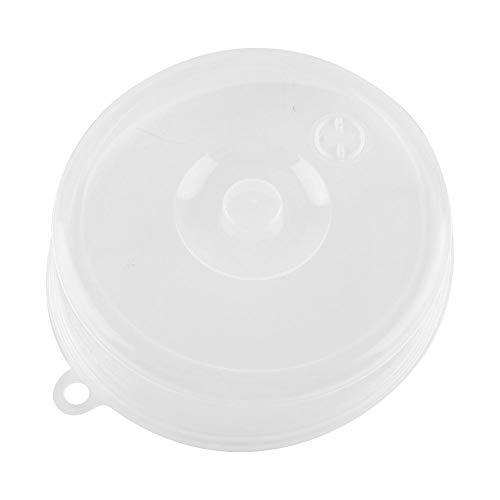 Fdit plastic deksel magnetronfornuis speciale verwarming oliedichte afdekking afdichtingsdeksel koelkast bord deksel MEERWEG verpakking socialme-eu