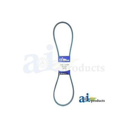J/&J PowerDrive B116 or 5L1190 5//8 x 119in V-Belt