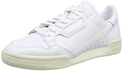 adidas Continental, Scarpe da Ginnastica Basse Uomo, Multicolore (Cloud White/off White Ee6329), 44 EU
