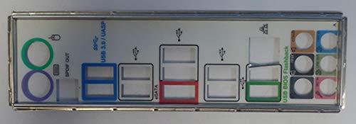 ASUS M5A99FX Pro R2.0 Blende - Slotblech - I/O Shield #40444