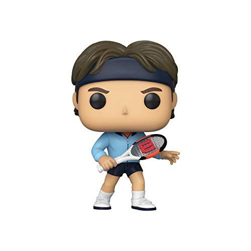 Funko POP Tennis Legends - Roger Federer 2020 Figura da Collezione, Multicolore, 50365