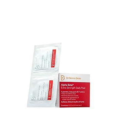 Dr Dennis Gross Skincare Alpha Beta Peel, Extra Strength - Pack of 5