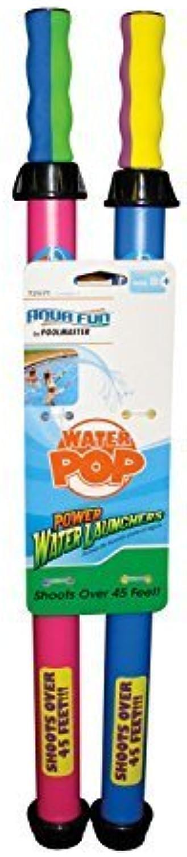 Poolmaster 72571 Water Pop Dual Pack Hot Shots Power Launchers by Poolmaster