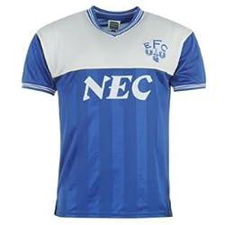 Everton FC 1986 FA Cup Final Shirt