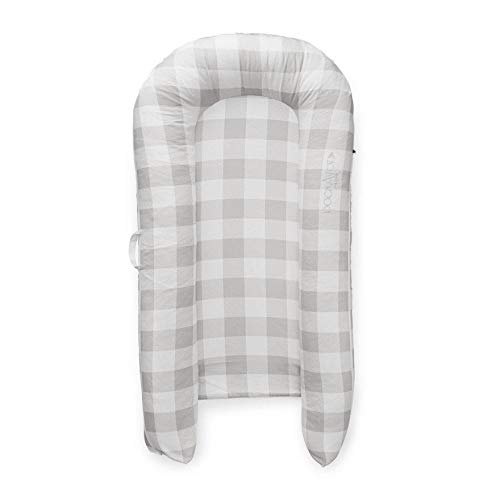 Read About DockATot Grand Dock (Natural Buffalo) - Perfect for Cuddling, Lounging and Co Sleeping. L...