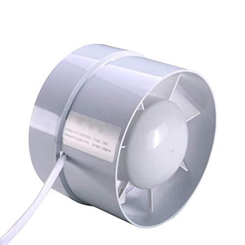 WYBFZTT-188 Extractor, Espacios de Ahorro de energía Controlador de Motor de ventilación, con olores de Escape, conductos de refrigeración Boost (Size : B120*129 * 125 * 88cm)