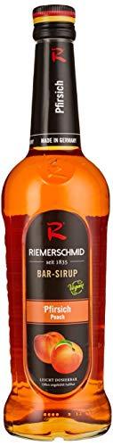 Riemerschmid Bar-Sirup Pfirsich (1 x 0.7 l)