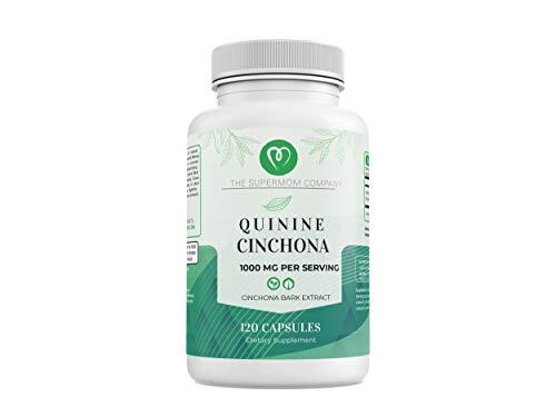Quinine Cinchona Bark Extract Herbal Supplement...