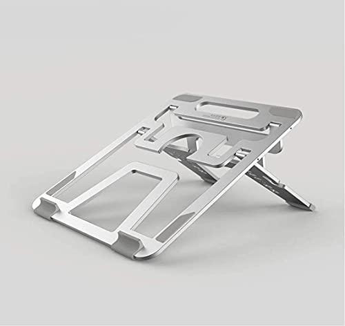 ZUIZUI ANXIANG A Pieghevole Notebook Radiatore Staffa per Altezza Alluminio sei Invisibile Laptop Stand 11-14 pollici laptop