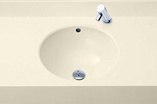 LIXIL(リクシル) INAX 洗面器 アンダーカウンター式 オフホワイト L-2260/BN8
