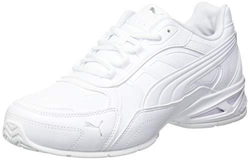 PUMA Respin SL, Zapatillas Unisex Adulto, Blanco White Silver-Gray Violet, 42 EU