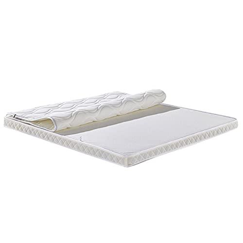Materasso pieghevole e confortevole per dormire, moderno, di lusso, con palma di cocco, singolo, matrimoniale, regina, king