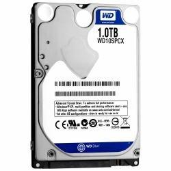 Western Digital WD10SPCX–1TB Blu 8MB 7mm–2.5in SATA 6GB/s Giri/min