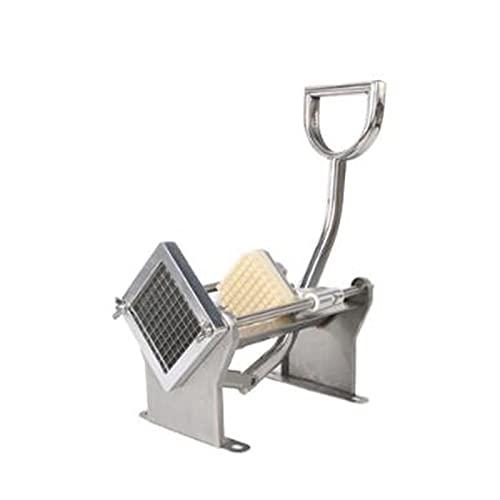 WUYUESUN Máquina de Corte de fritos de Frey Cortador de fritos de freques de Acero Inoxidable máquina cortadora de Frutas