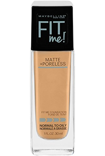 Maybelline Fit Me Poreless Liquid Foundation
