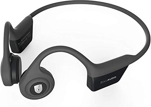 Zulu Exero Open-Ear Wireless Bone Conduction Headphones