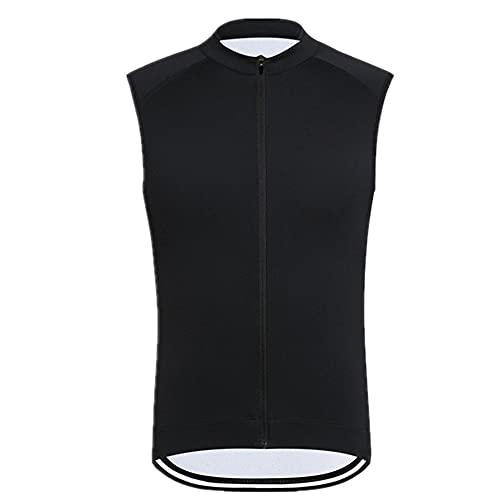 Profesional Ciclismo Chaleco Equipo Hombres Sin Mangas Verano Camisa Montaña Bicicleta