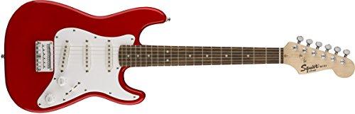 Fender Squier Mini Stratocaster LRL Torino Red V2. Guitarra Eléctrica