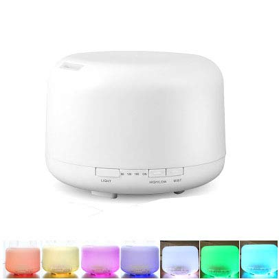Top 10 Best baxia essential oil diffuser Reviews