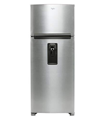 Whirlpool 55557 Refrigerador Wt1870A 18´, Inox Plata