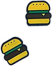 Titokiwi Tennis demper set van 2 in verschillende varianten (bier, pizza, burger en donut) tennisdemper in verschillende uitvoeringen