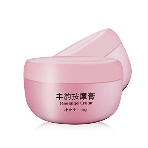 Gracefulvara Breast Massage Cream Chest UP Cream Breast Enlargement Bust Enhancement