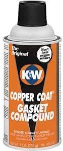 CRC INDUSTRIES INC. Albuquerque Mall 9fl.oz. Copper 12 Coat Aerosol case Cheap sale of