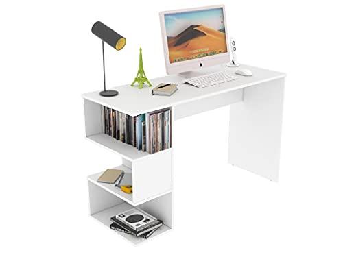 escritorio blanco pequeño de la marca AFA