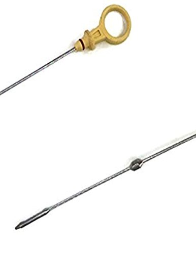 APSG Engine Oil Dipstick | Duramax Diesel V8 6.6 Liter | # 97287502 | for Checking Oil Level on GM Silverado/Sierra HD 6.6L