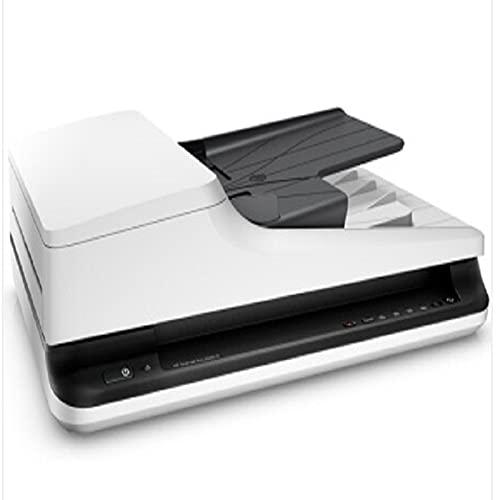 Escáneres de Documentos Plano HP ScanJet Pro 2500f1 A4 Escáner rápido HD Office 600 PPP