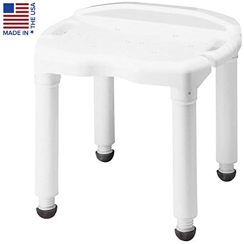 Carex Universal Bath Seat and Shower Chair - With Support Up To 400...